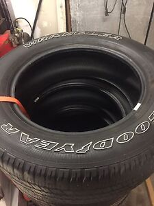 Good years tires 265/60/20