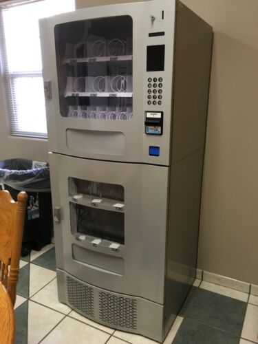 "SEAGA OD24- ""Office Deli"" Snack & Drink Vending Machine"