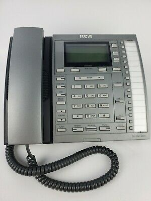 Rca Business Executive Series 2 Line Telephone Phone
