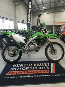 Kawasaki KLX450 R Rutherford Maitland Area Preview