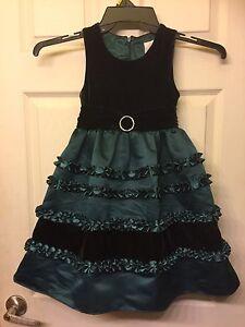 "Toddler Girl Dress ""Dorissa"" Sz 4"
