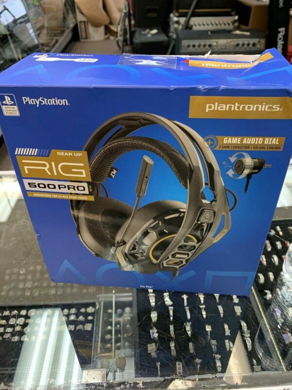 Plantronics RIG 500 PRO (Electronic Games//PS4/)