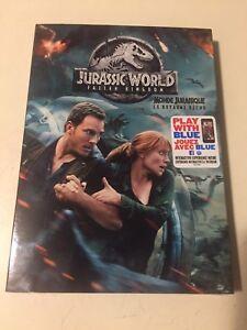 Jurassic Park Fallen Kingdom DVD