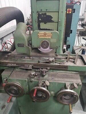 Brown Sharpe Micromaster 618 Surface Grinder 6x18 With Lots Of Extras