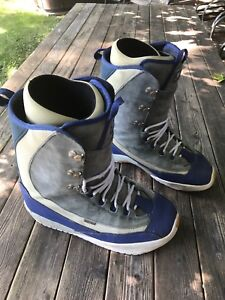 Size 15 Burton Snowboard Boots - Great Condition