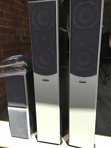 Surround sound system speakers Raymond Terrace Port Stephens Area Preview