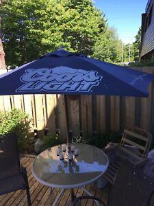 Patio umbrella sold