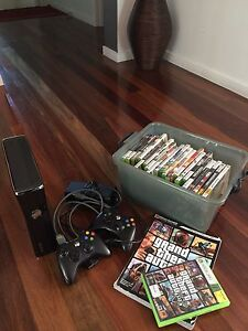 Xbox 360 with games Burnside Melton Area Preview