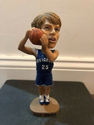 Kyle Korver USED READ Creighton Blue Jays Bobblehead, NCAA Basketball Blue Jays Basketball