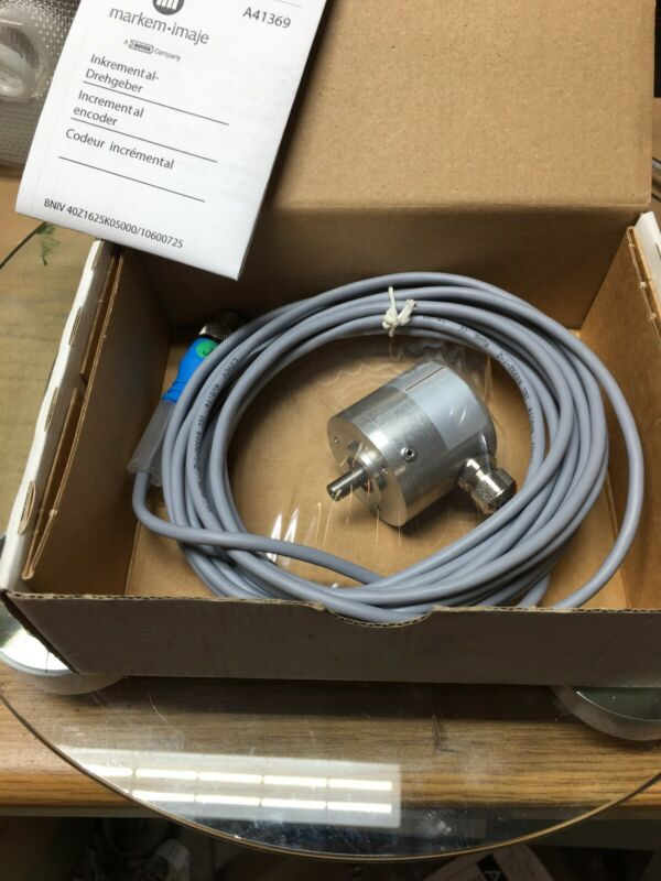 Markem-Imaje A41369 Encoder Revision   New In Box.