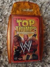 TOP TRUMPS Cards World Wrestling Like New Canning Vale Canning Area Preview