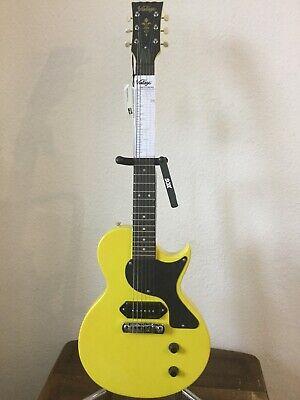 Vintage L P Junior Electric Guitar. V120TVY [JUNIOR YELL!]