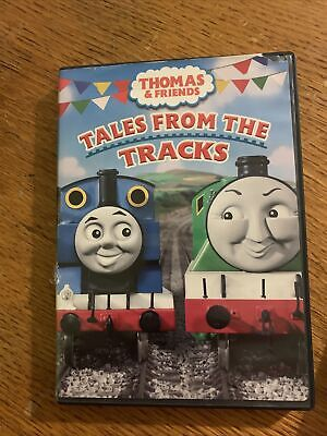 Thomas The Train DVD TALES FROM THE TRACKS