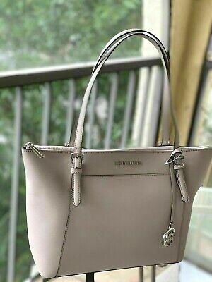 Michael Kors Women Leather Shopper Shoulder Tote Bag Handbag Messenger Purse MK