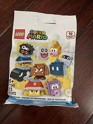 LEGO 71361 SUPER MARIO CHARACTER PACK BLIND BAG *IN HAND FREE S/H* BRAND NEW