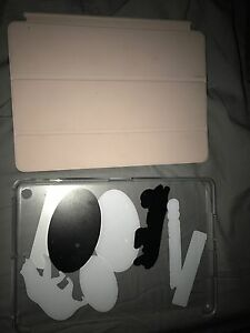 Newest gen iPad Smart Cover and tech 21 case