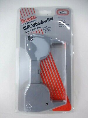 Nukote Ibm Wheelwriter 356 Low-tack Lift Off Cassette Nk192lt