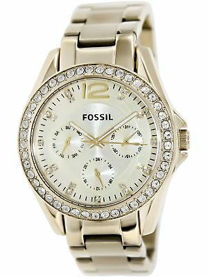 Fossil Women's Riley ES3203 Gold Tone Stainles-Steel Fashion Watch