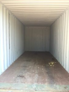 Storage unit 8' wide 8' high 20' deep for rent