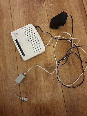PLUSNET broadband wireless router, used for sale  Shipping to Nigeria