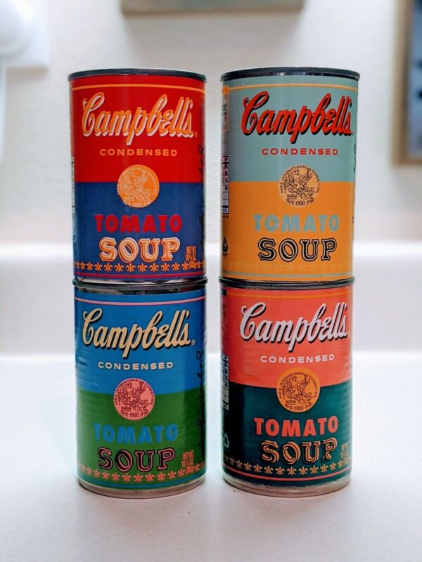 Andy Warhol Campbell