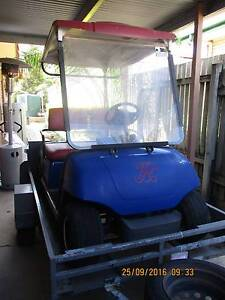 electric golf cart with trailer Sunnybank Hills Brisbane South West Preview