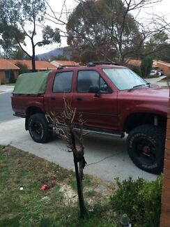 1989 hilux Gilmore Tuggeranong Preview
