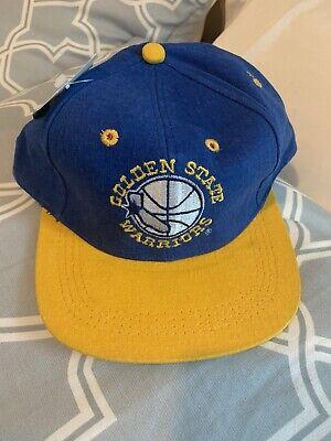 Golden State Warriors Starter NBA Vintage 90's Adjustable Snapback Cap Hat
