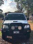 2006 Toyota Hilux Molong Cabonne Area Preview