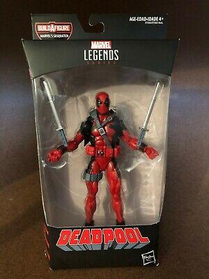 Marvel Legends 6-inch Series -Deadpool- (Sasquatch) Wave BAF Sealed
