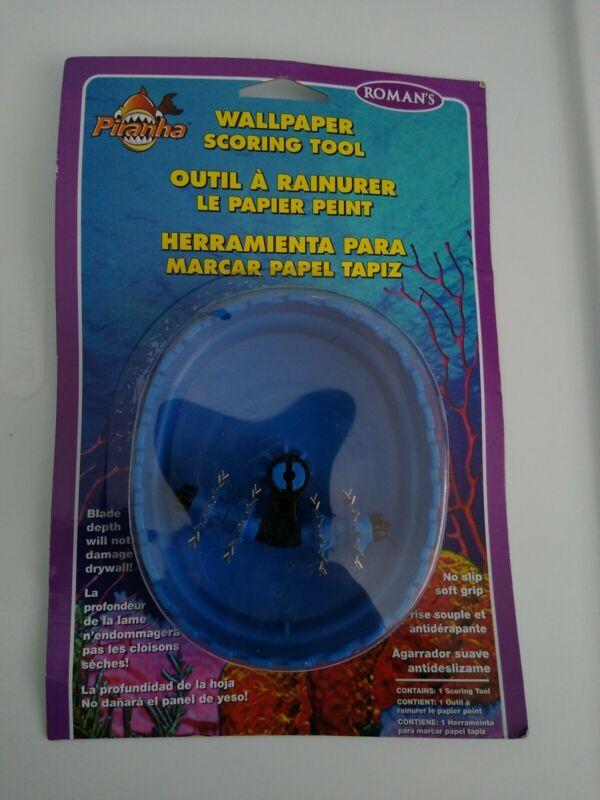 Piranha Wallpaper Soft Grip No Slip Scoring Tool. I16