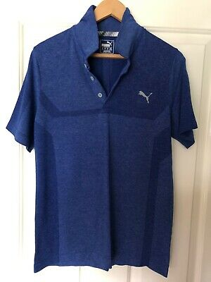 Golf Puma Polo Shirt, Men's size Medium