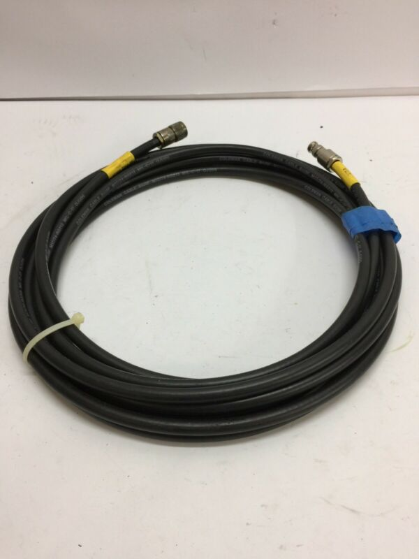 Radio Frequency Cable Assembly 10369-7211-25 Harris