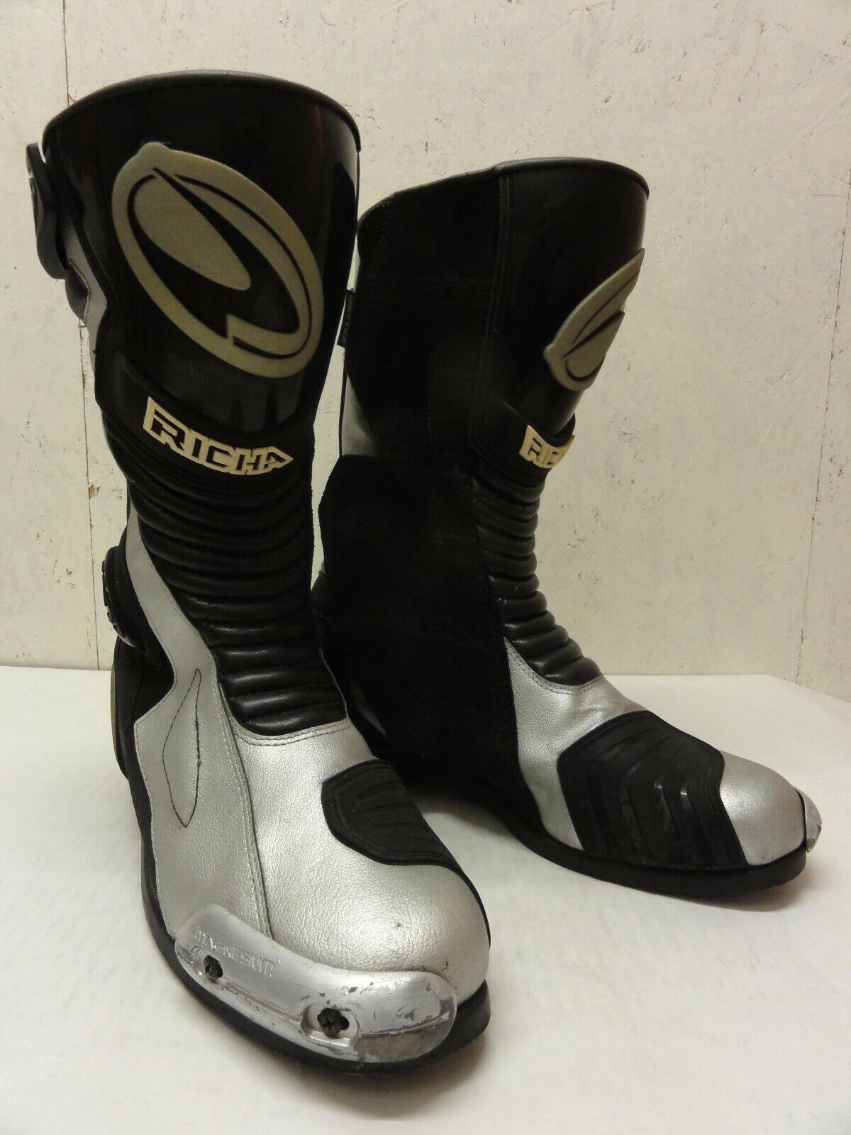 Motocross botten laarzen boots Richa nike gay biker alpinestars