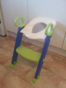Toddler toilet trainer seat / step Banyo Brisbane North East Preview
