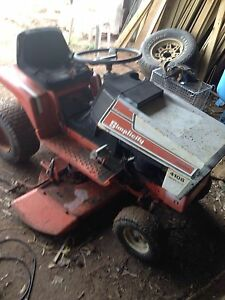 Ride on mower for swaps Warracknabeal Yarriambiack Area Preview