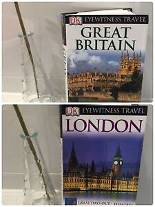 DK Great Britain Guide Book, UK, England, Travel book-guide and London Yeronga Brisbane South West Preview