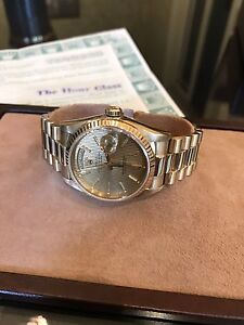 Rolex daydate president 36mm tapestry dial Norwood Norwood Area Preview