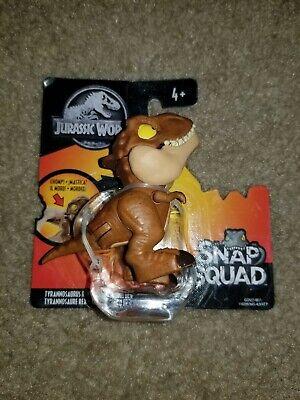 Jurassic World Snap Squad  T-Rex Figure
