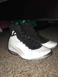 Curry 4's basketball shoes