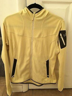 Arcteryx Womens Size Medium Delta Fleece Hooded Jacket ()