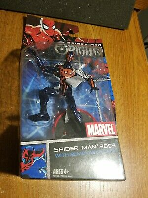 Marvel Spider-Man Origins SPIDER-MAN 2099 Action Figure Hasbro NEW