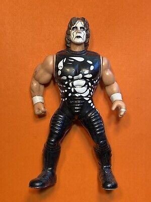 1998 Sting Steve Borden Dbl Axe Handle Action Figure - WCW WWE WWF TNA OSFT AEW