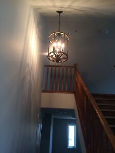 Foyer Light/ Chandalier