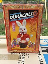 NEW in box Rare Limited Edn Chinese New Year Duracell Bunny Belconnen Belconnen Area Preview
