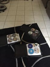 DVD and cases Gunn Palmerston Area Preview