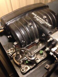 5.0 litre Edelbrock Performer RPM
