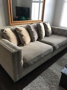 Over sized couch