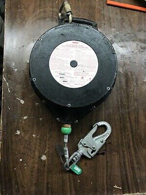 Fall Protection Self Retracting Lanyard Rebel Srl 50 Cable Fall Arrest Safety
