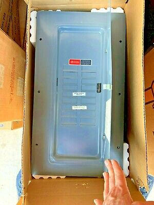 American Switch Load Center Circuit Breaker Panel New Ax15-48-14c